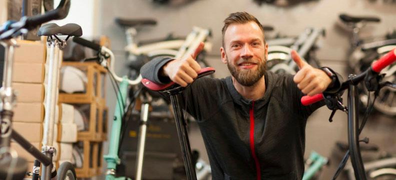 Faltrad / Klapprad Ladengeschäft Boxbike in Berlin Prenzlauer Berg